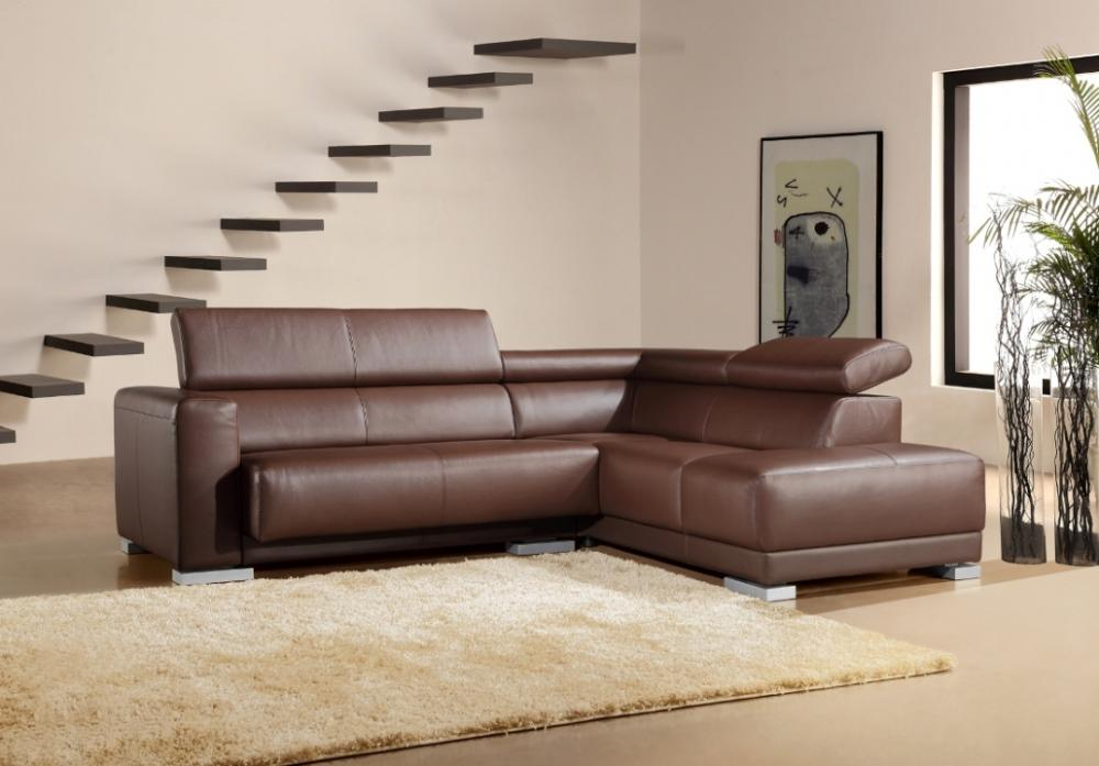 Meubles sofa calia 376b en d mo montr al sofa for Sofa lit cuir